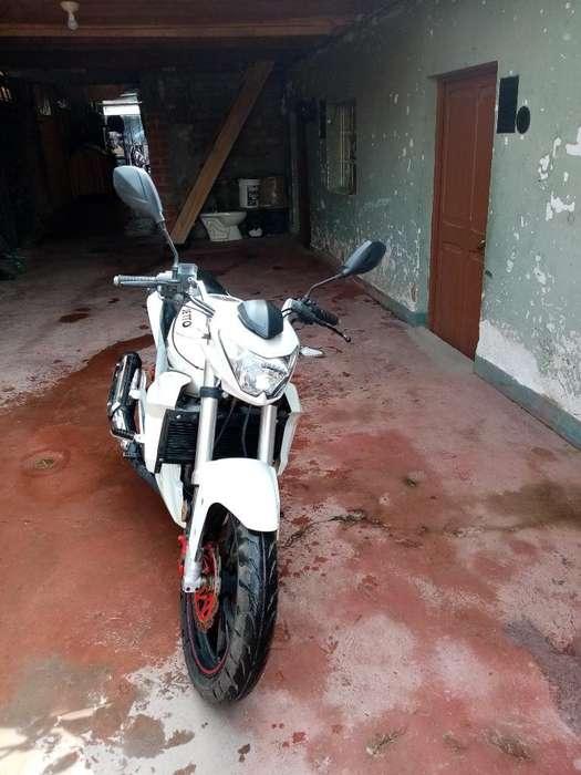 Vendo Mi Moto Jettor 2015