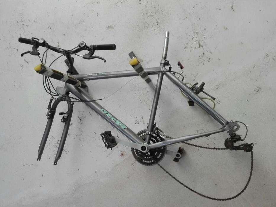 Cuadro Mountain Bike R 26 Impecable!!!
