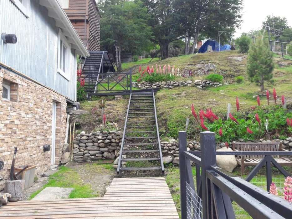 dc25 - Cabaña para 3 a 6 personas en Ushuaia