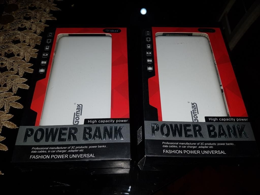 Bateria Externa 20000mah Gomax (nueva)