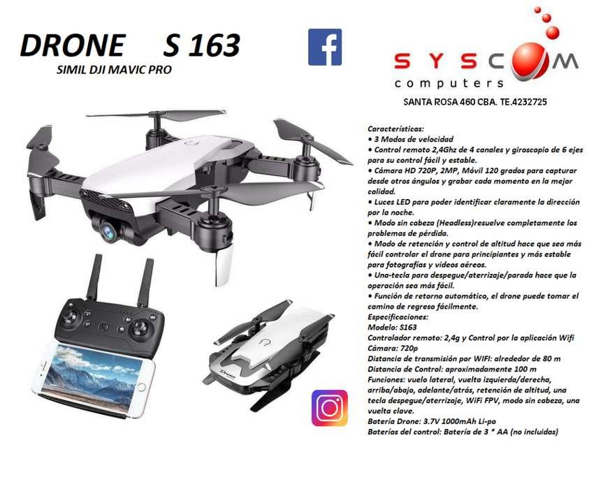DRONE S163 SIMIL DJI MAVIC PRO