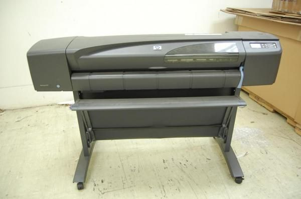 Plotter Hp Design Jet 800 91CMS cartuchos recargables