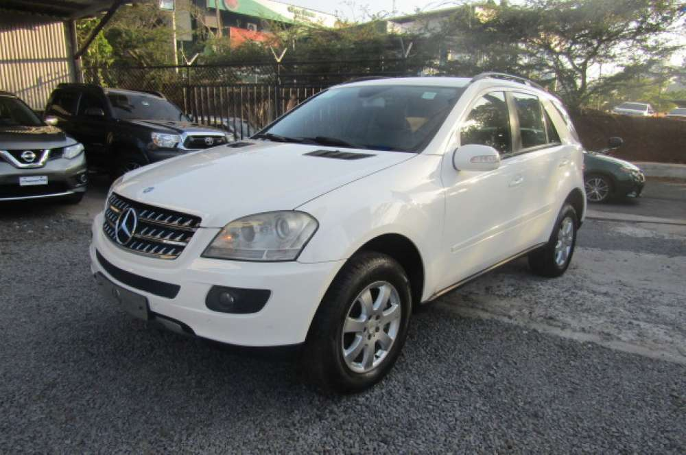 Mercedes-Benz ML 2007 - 172370 km