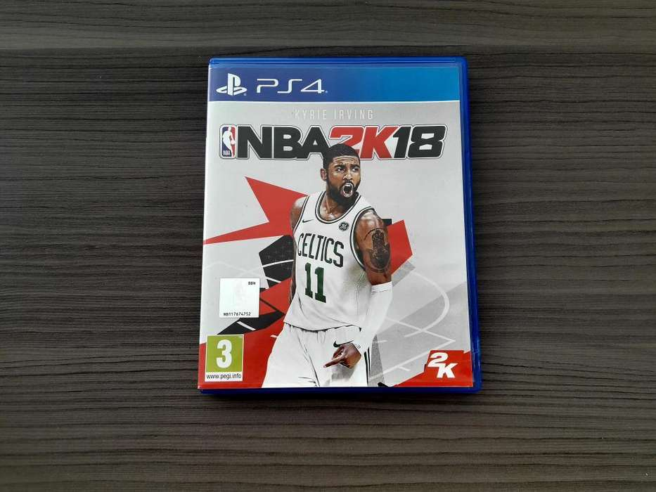 Vendo Juego Nba2k18 Play Station 4