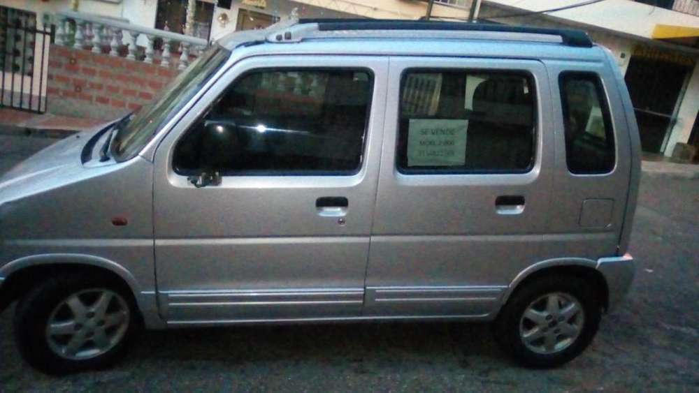 Chevrolet Wagon R 2000 - 0 km