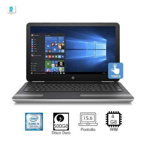 LAPTOP HP 15-ay169nr i5-7200U 4GB RAM 500GB DVD TOUCHSCREEN 15