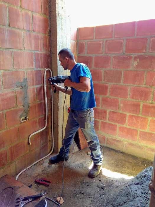 Reparación de Tuberías de Gas Natural