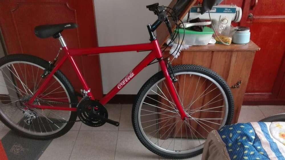 Se Vende Bicicleta Totalmente Nueva