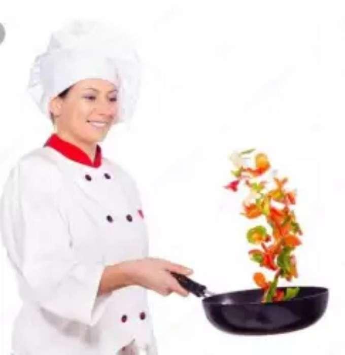 Cocinera Comida Criolla Punto Poblado