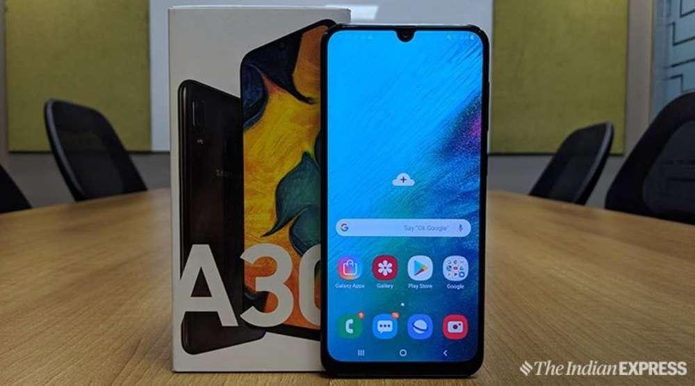 Ganga Samsung A30 Buen Estado