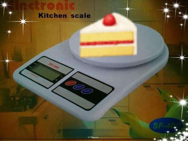 Balanza digital de cocina hasta 10Kg