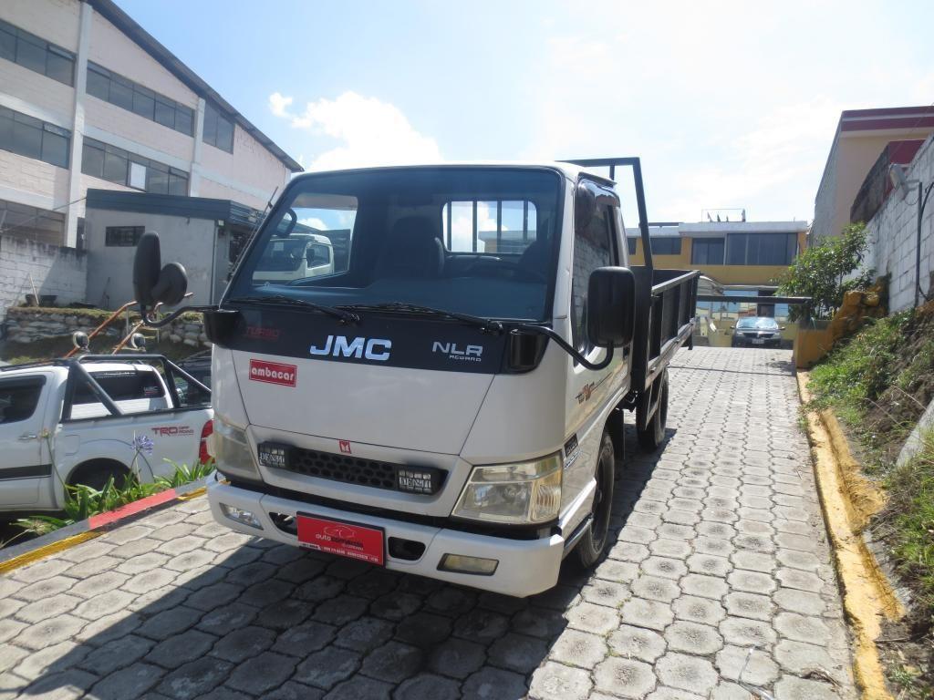 CAMION JMC TECNOLOGIA CHEVROLET CAPACIDAD 40 QUINTALES. AÑO:2013
