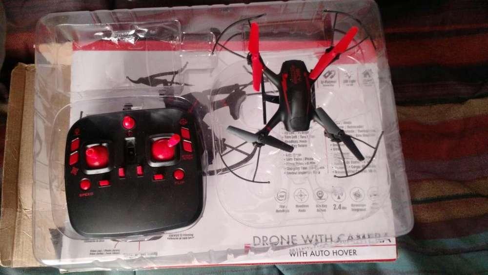 vendo dron con camara y radiocontrol como nuevo o camb x ps3
