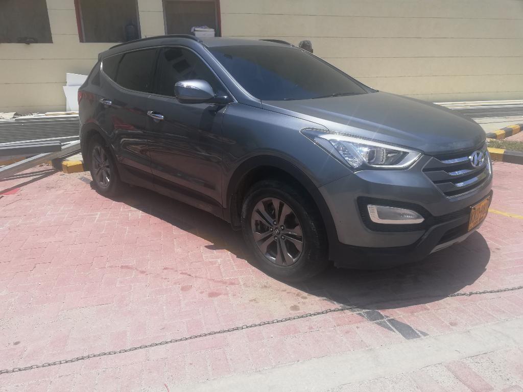 Hyundai Santa Fe 2013 Unico Propietario