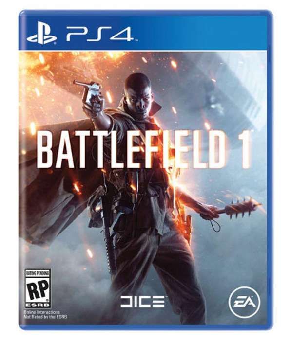 Battlefield 1 <strong>playstation</strong> 4