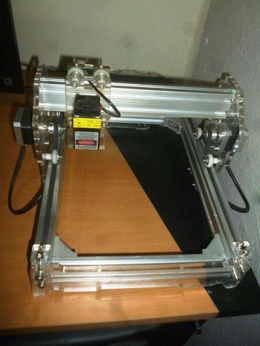 Grabador láser Seminuevo
