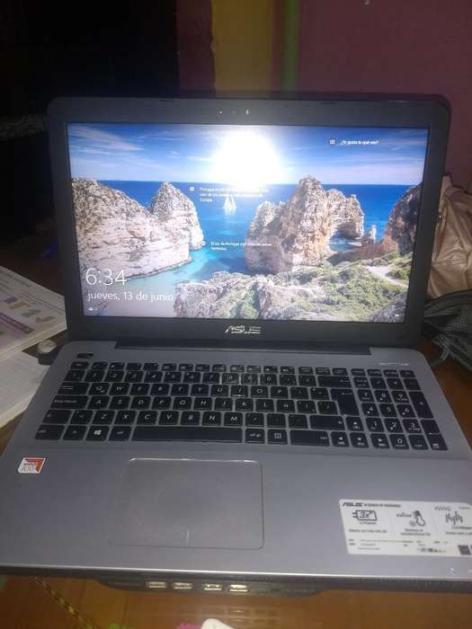 Laptop Asus A10