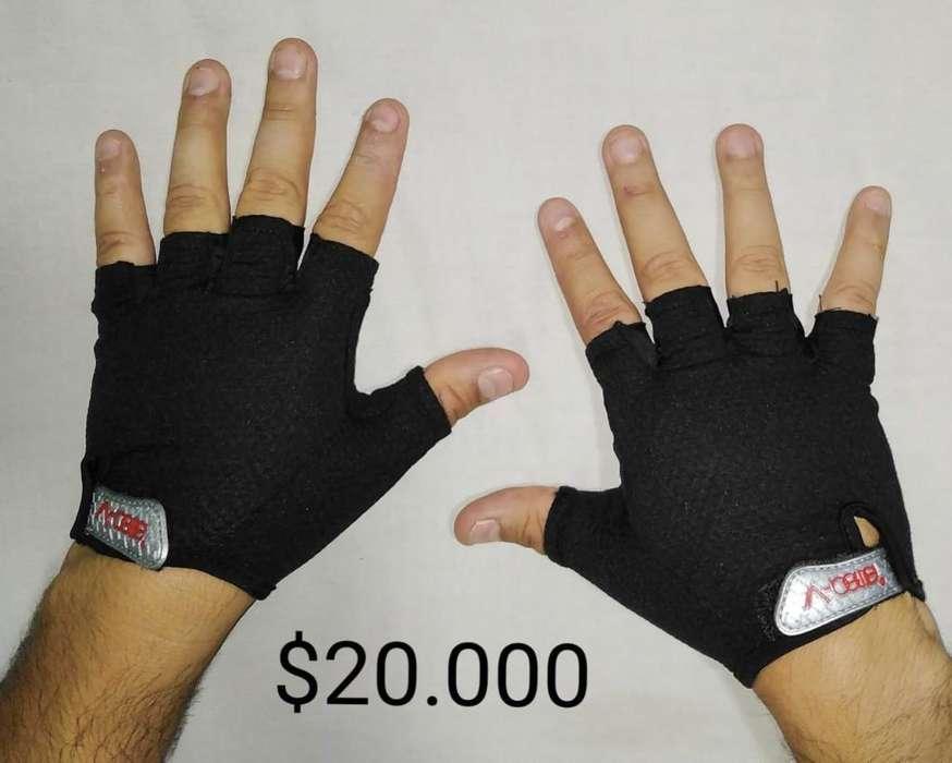 Wpp 3224987554 guantes Medio Dedo