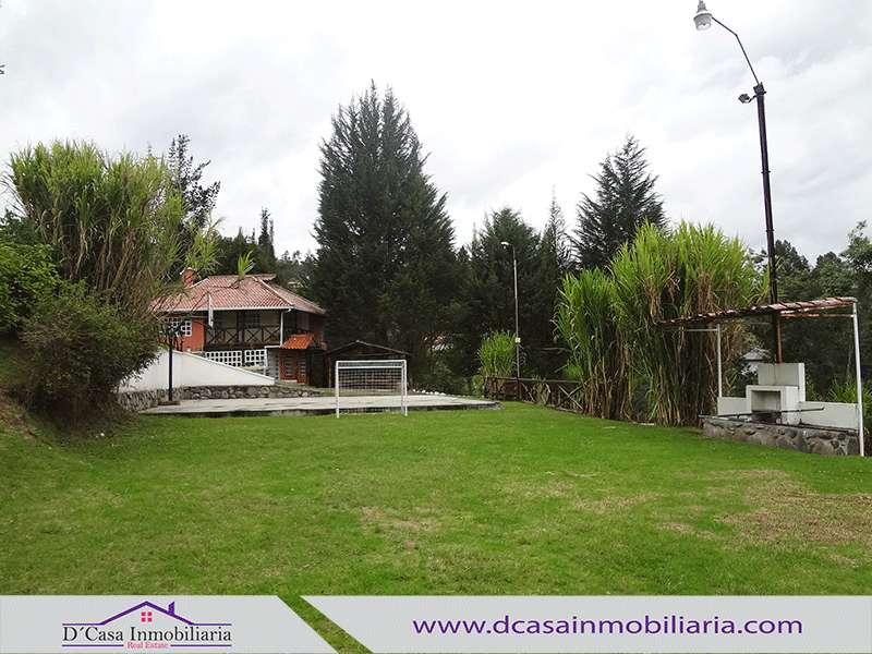 Quinta de Venta en Jadan 5000m2* terreno con casa