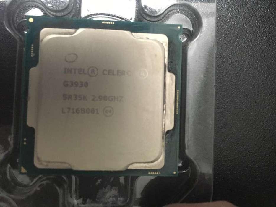 Procesador Intel Celeron de Septima Gen