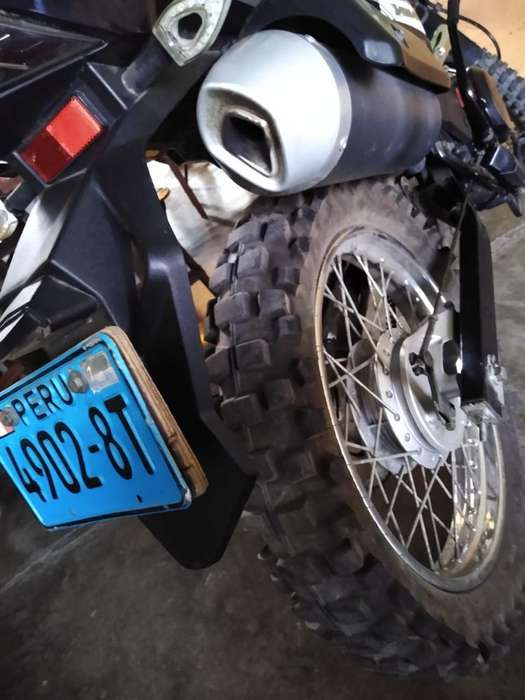 Venta de Moto Senda 200