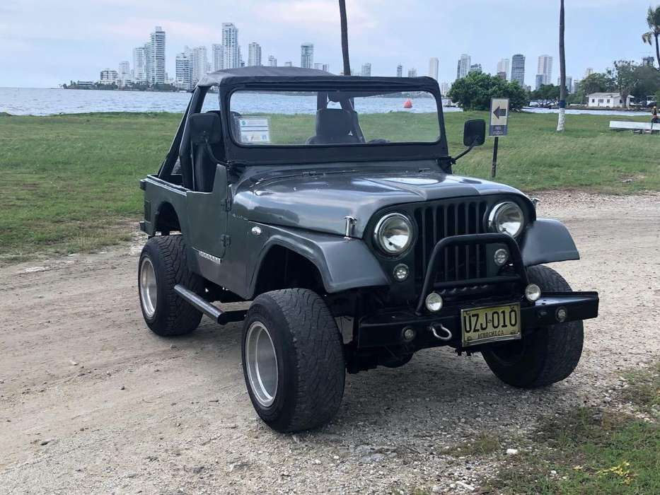 <strong>jeep</strong> Willys 1960 - 100000 km
