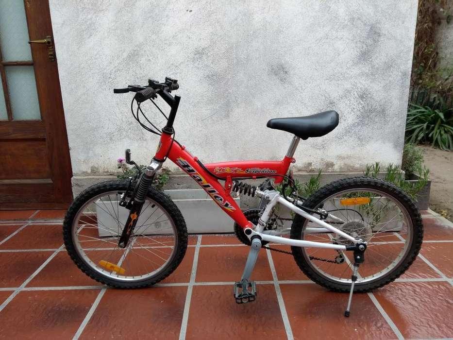 Bicicleta infantil ¡¡¡Buenísima!!!