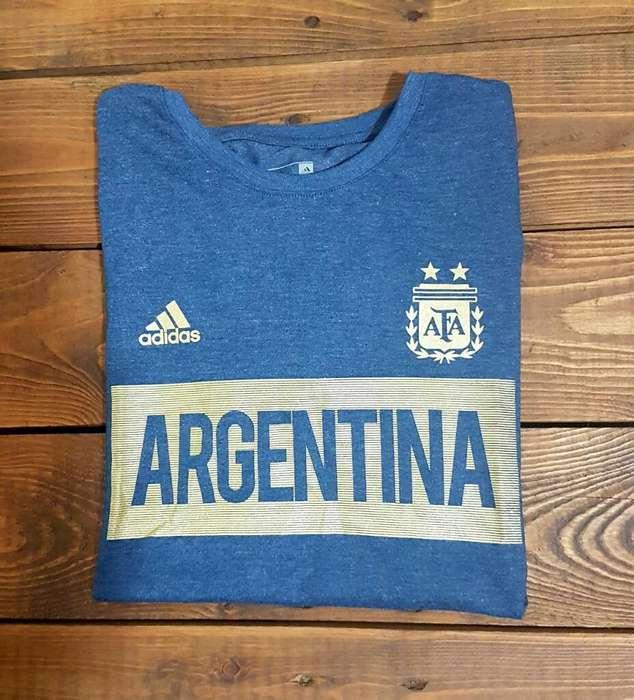 Remera Adidas Selección Argentina