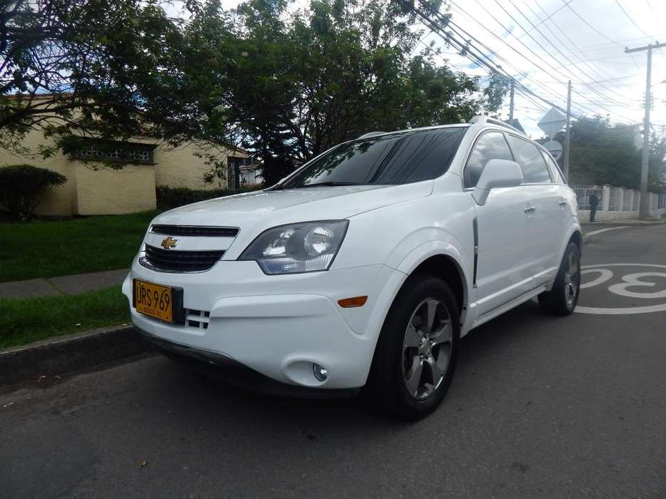 Chevrolet Captiva 2015 - 58000 km