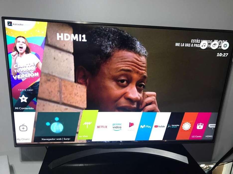 Tv Smart 4K Lg 55'