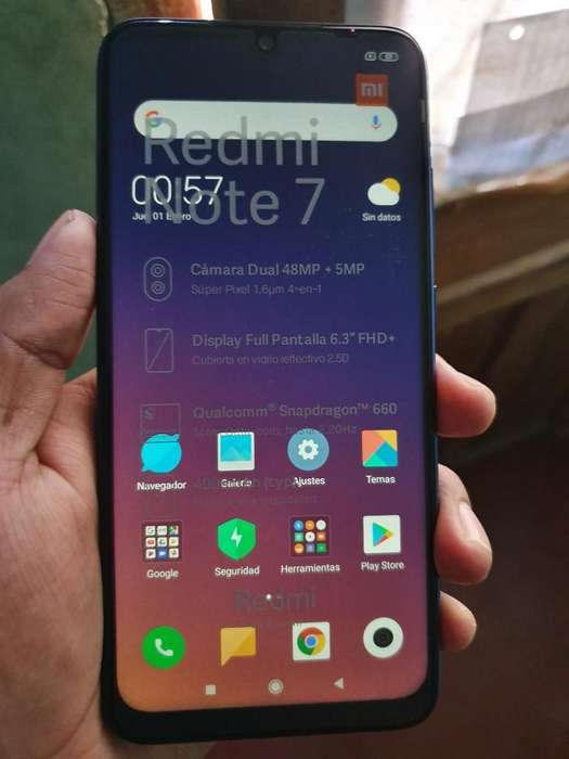 Vendo Xiaomi Redmi Note 7 64gb
