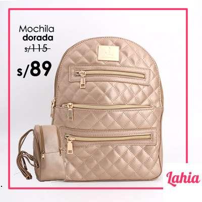 4455afe097 Mochilas - Trujillo