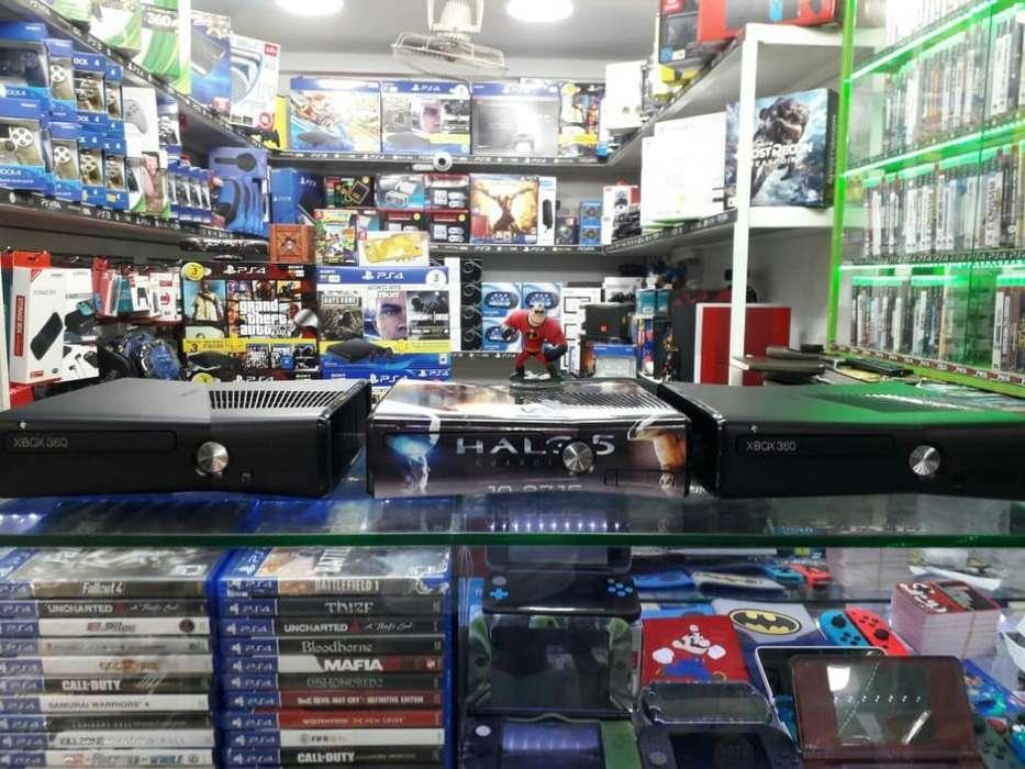 Disponibles Xbox 360 para Regalo
