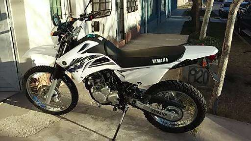 VENDO O PERMUTO YAMAHA 250 XTZ TEF 154536336