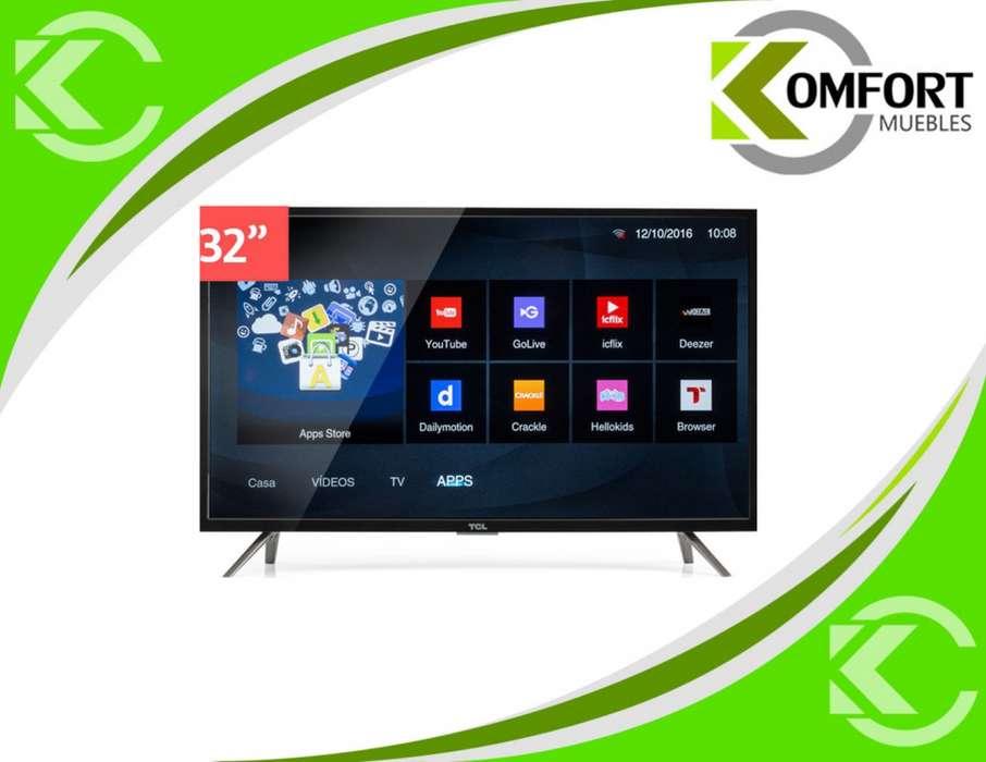 TELEVISOR 32 PULGADAS TCL SMART TV
