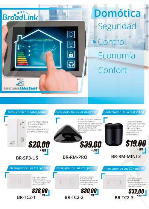 domotica /aqutomatiza tu casa / casa inteligente