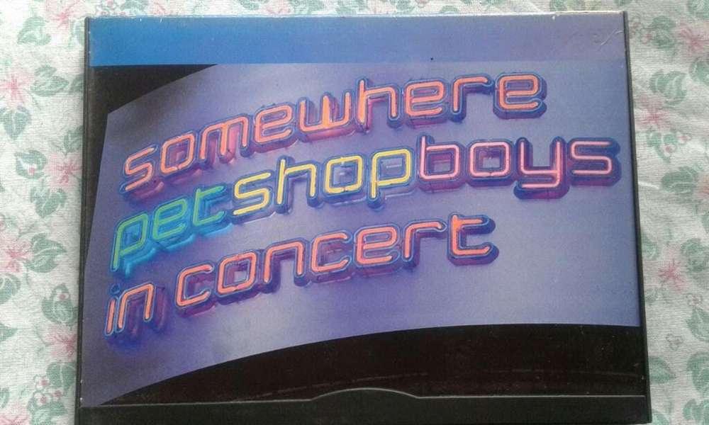 Vendo Dvds de Los Pet Shop Boys