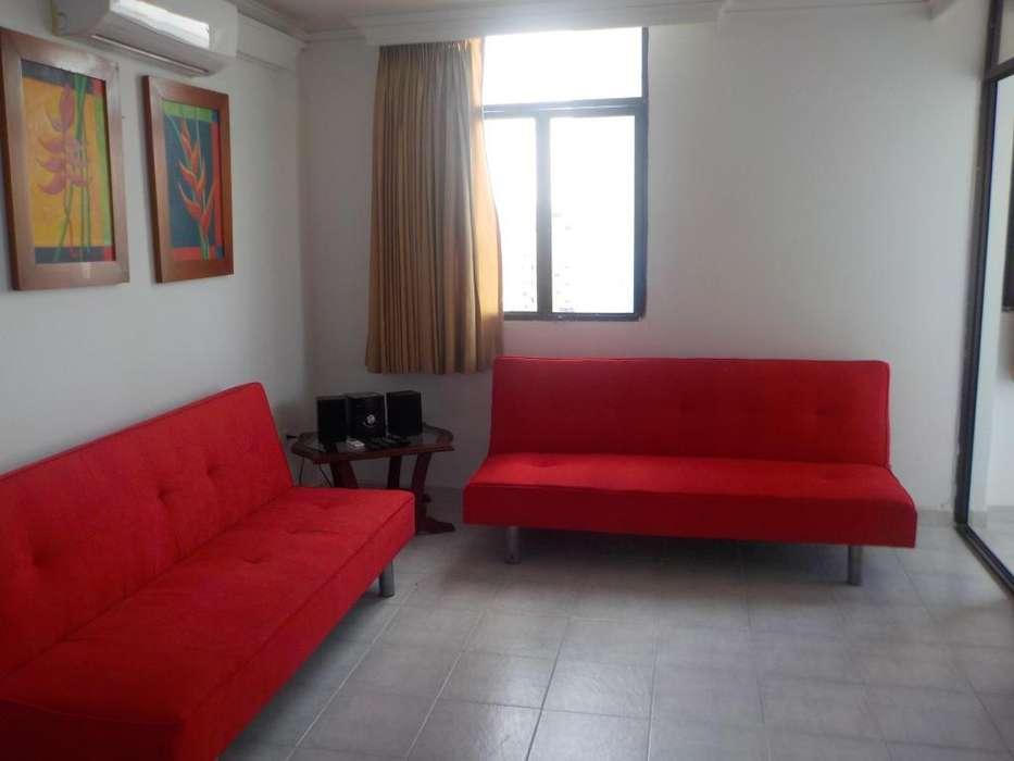 Arriendo Apartamento 1 Habitación por meses Laguito Edificio Tocahagua