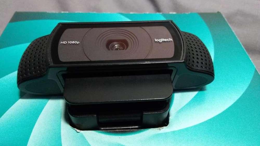 Cámara Web Logitech C920 Hd Pro Webcam