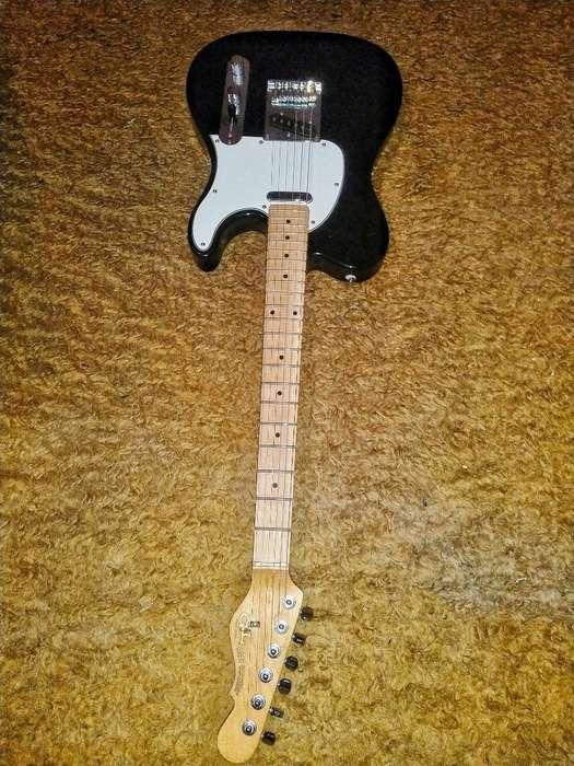 Guitarra Eléctrica G&l Telecaster