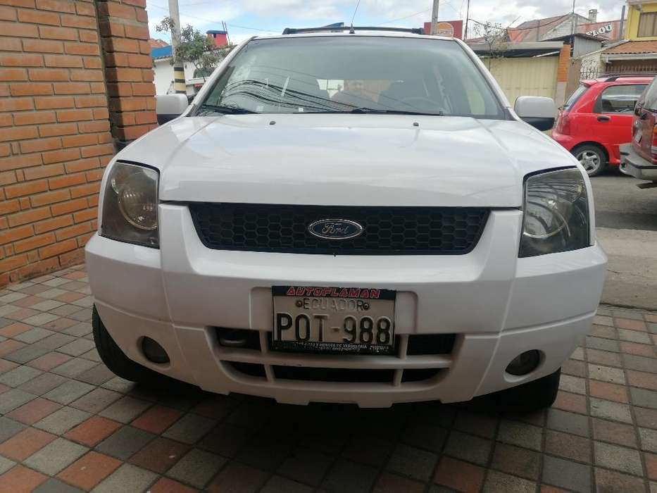 Ford Ecosport 2006 - 155000 km
