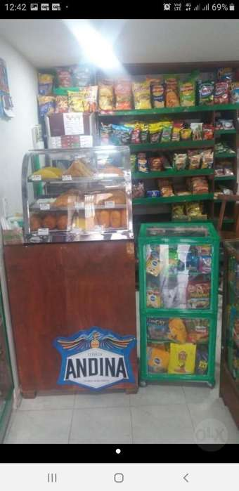 Auxiliar Mini Mercado