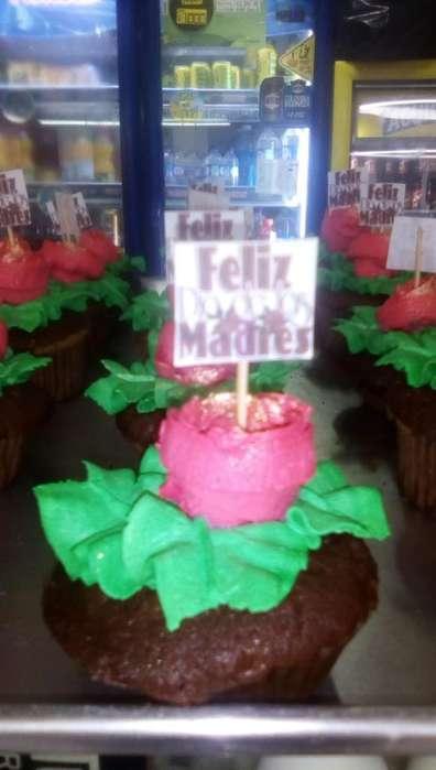 Cupcake Pastelitos