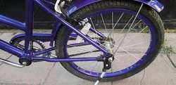 Bicicleta para Nenas Rodado 20 Impecable