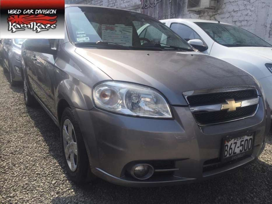 <strong>chevrolet</strong> Aveo 2011 - 88200 km