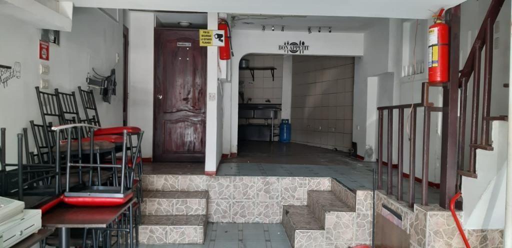 Propiedad Amoblada Restaurante Centro