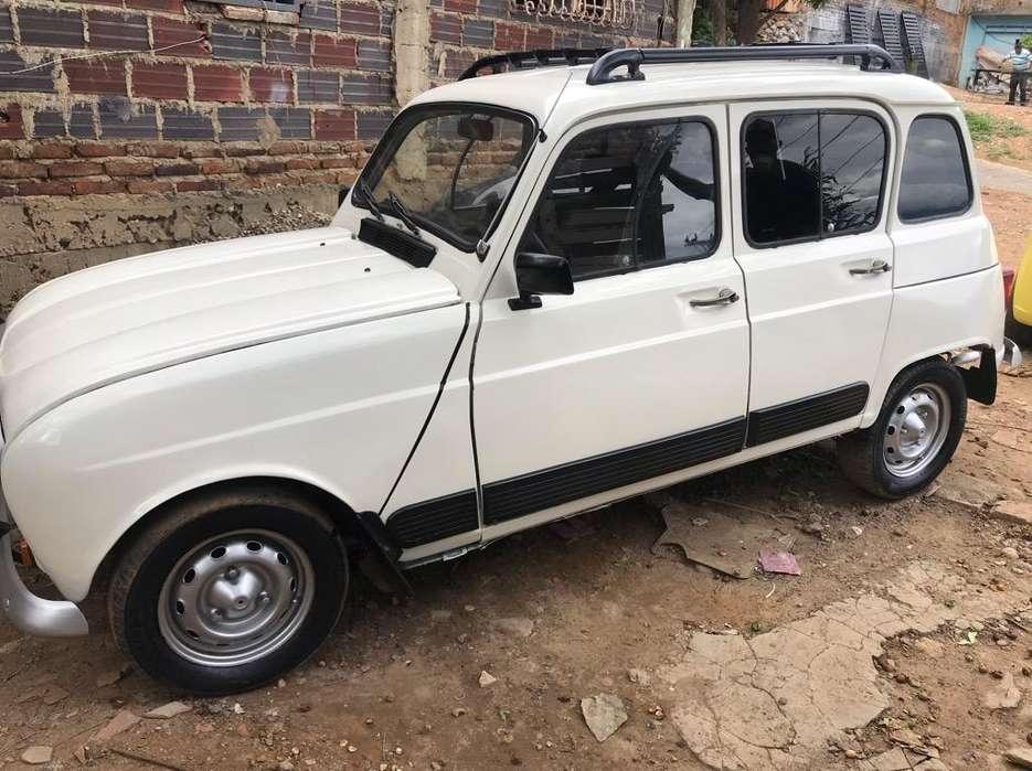 Renault R4  1992 - 100000 km