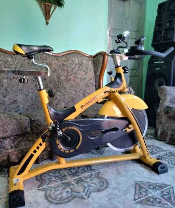 Bicicleta Spinning Randers Indoor