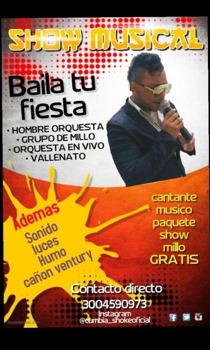 Hombre Orquesta en Barranquilla Y Mas