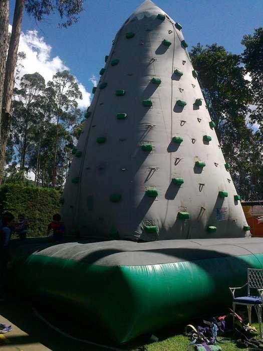 inflables en colombia torres muros eventos adultos y niños atracciones inflables saltarines